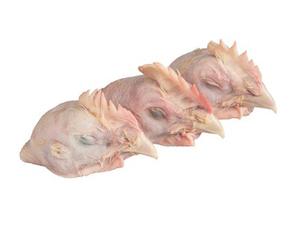 Головы куриные (без клюва)