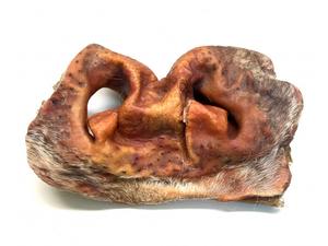 Губы, носы говяжьи неопаленные