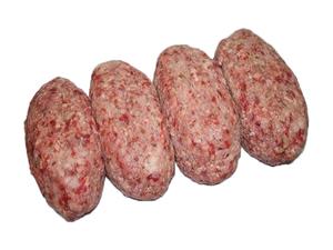 Шницель говяжий